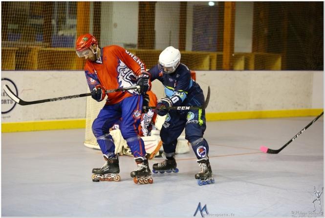 Les Yeti's Grenoble reçoivent Garges ce samedi