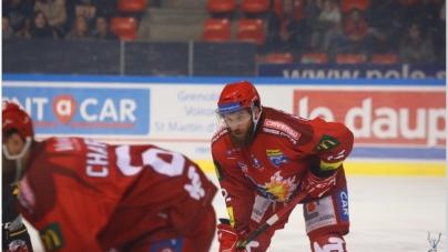 Les affiches des 8e de finale de la coupe de France de hockey-sur-glace sont connues