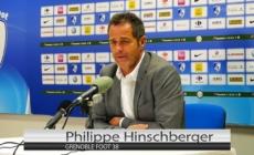 La réaction de Philippe Hinschberger après GF38 – Orléans (0-0)