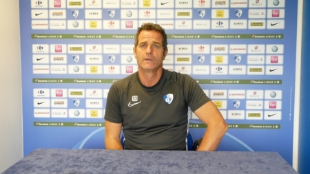 L'interview de Philippe Hinschberger avant Auxerre – GF38