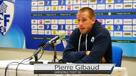 La réaction de Pierre Gibaud après GF38 – US Orléans