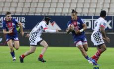 Provence Rugby – Valence Romans : les XV de départ