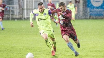 Bourgoin-Jallieu fait tomber le leader invaincu Hauts-Lyonnais