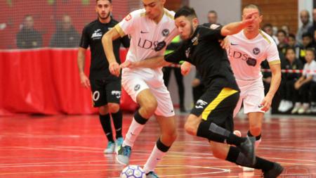 Walid Betterki (FC Chavanoz): «A aucun moment on ne reculera en D1»