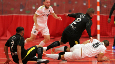 D2 Futsal – Le FC Chavanoz en terrain glissant