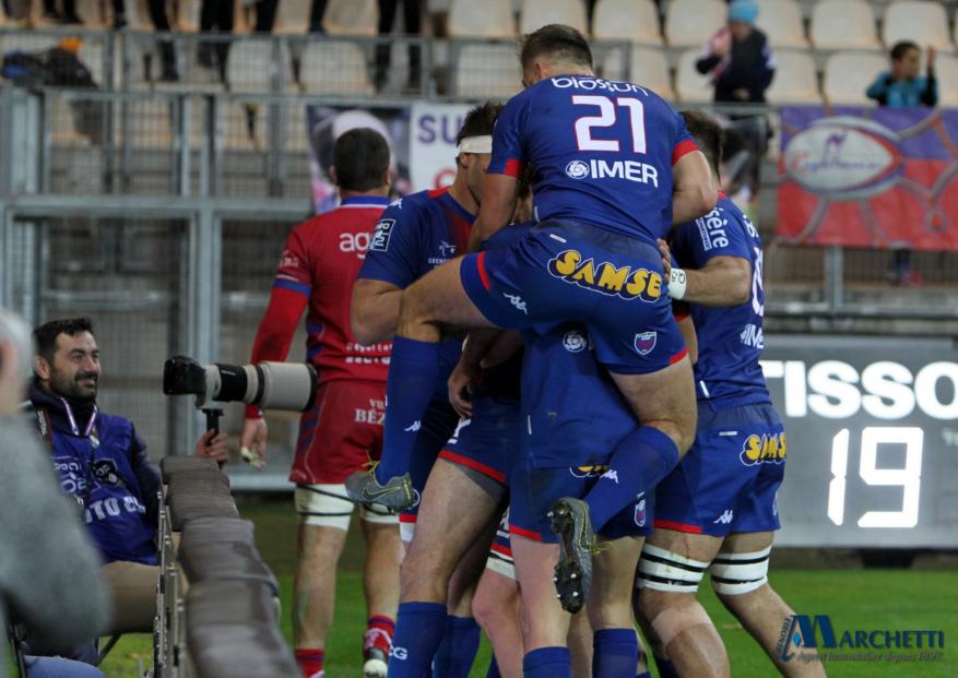 FC Grenoble – Béziers : le résumé vidéo