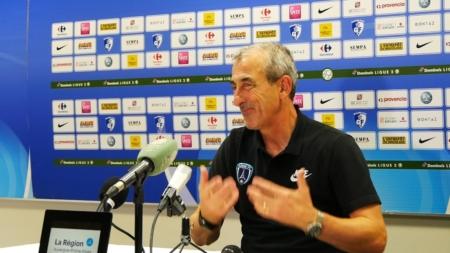 Mécha Bazdarevic (Paris FC) :  «Un résultat très difficile à accepter»