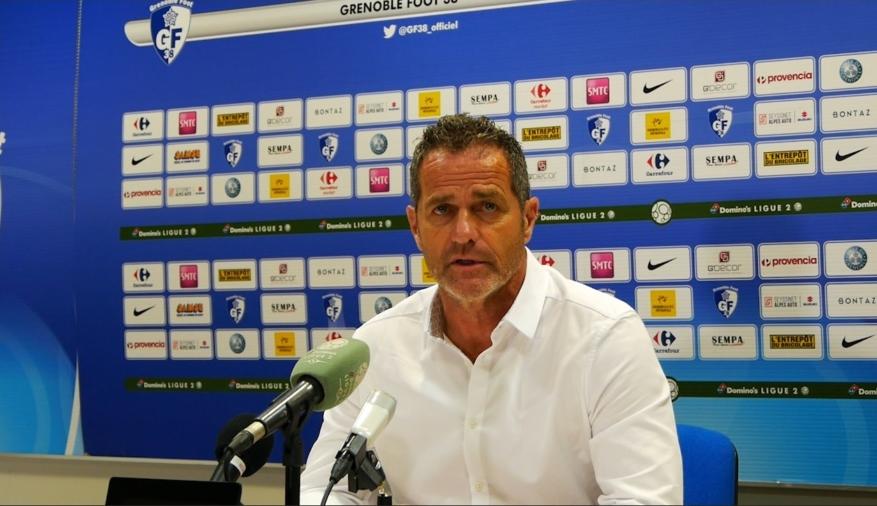 Philippe Hinschberger (GF38) : «A Lorient avec des ambitions»