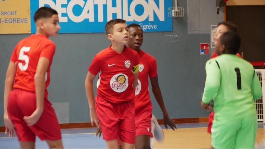 #Vidéo – Total régal au Tournoi de Noël de Deux Rochers FC