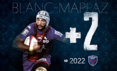 Le FC Grenoble annonce la prolongation de Steeve Blanc-Mappaz