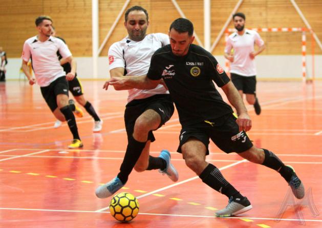 [Futsal D1] Toujours pas de victoire pour Chavanoz