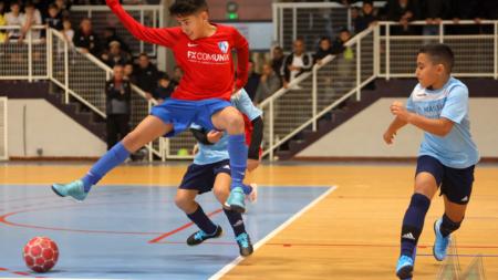 Tournoi de Noël de Deux Rochers FC : les temps forts des phases finales U11