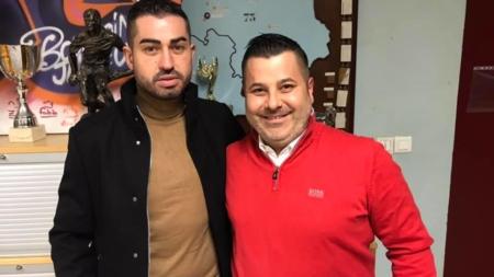 Un nouveau duo à la tête du FC Bourgoin-Jallieu