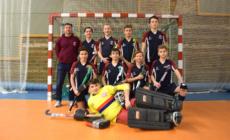 Hockey Club Grenoble : les U16 se qualifient pour les demi-finale du championnat