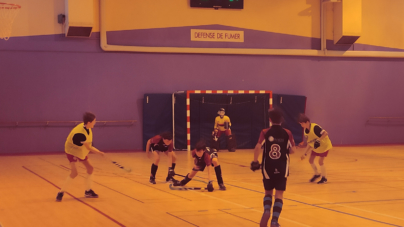 Hockey en salle : Tournoi qualificatif zone 4  du championnat de France U16 à Grenoble ce week-end