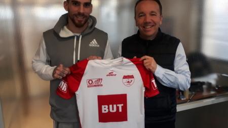 Carl Medjani rejoint le FC Salaise !
