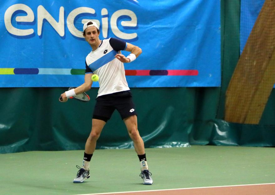 #Tennis – Baptiste Crepatte remporte le tournoi dAgadir