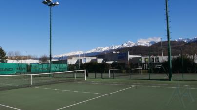 Ré-ouverture des terrains extérieurs du Grenoble Tennis le 12 mai