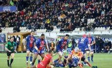 FC Grenoble : le XV de départ face à Biarritz