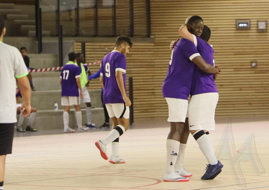 Les résultats du premier tour de la Coupe LAURA Futsal