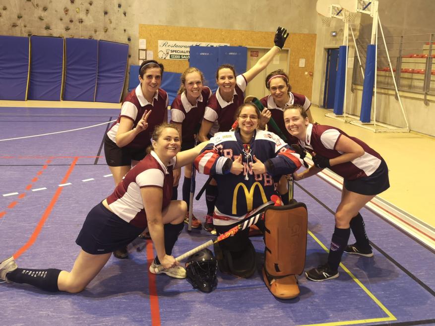 Hockey Club Grenoble – le bilan de la saison en salle : que du positif !