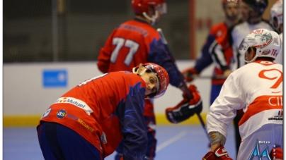 Grâce à un quadruplé de Lapresa, les Yeti's Grenoble prennent le dessus sur Anglet