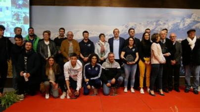 Découvrez le palmarès des 17èmes Trophées des Sports de l'OMS et de la Ville de Grenoble
