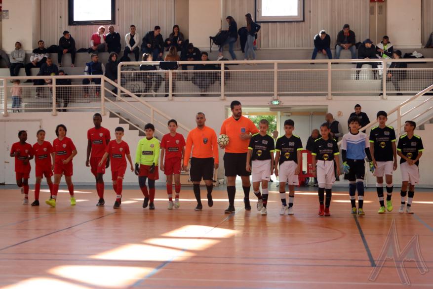 Galerie photos : finale départementale futsal U13