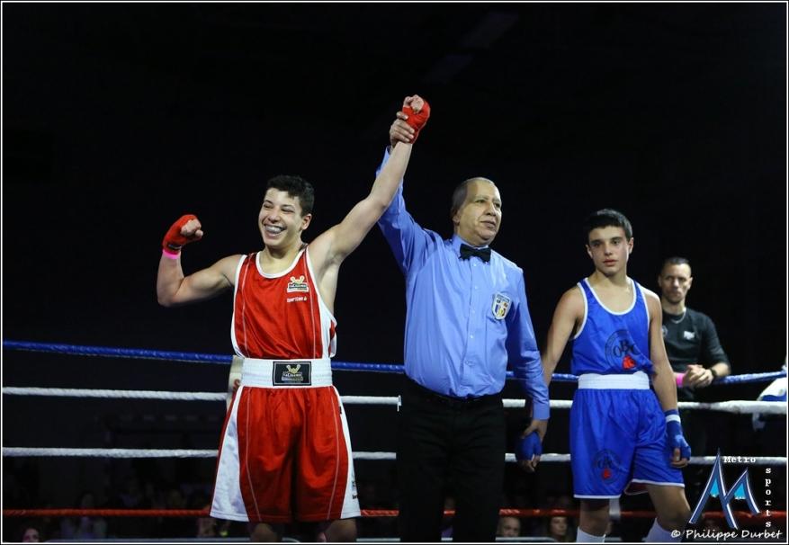 Galerie photos : Gala de boxe du Ring Grenoblois