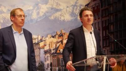 Discours du Maire Eric Piolle à la cérémonie des Trophées des Sports 2020 de la Ville de Grenoble