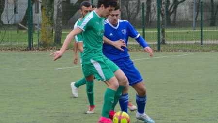 Galerie photos : AC Seyssinet – FC Villefranche B (2-3)