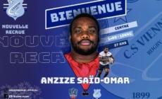 Le CS Vienne Rugby officialise l'arrivée d'un joueur de Pro D2