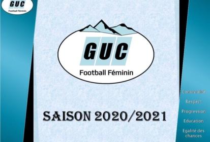 Le GUC Football Féminin présente sa prochaine saison
