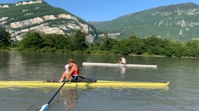 Embarquement fraîcheur : l'Aviron Grenoblois propose des stages enfants et adultes tout l'été