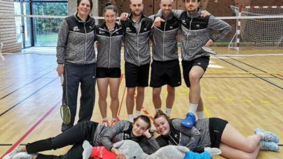 #Badminton – Retour en Nationale 2 pour Meylan