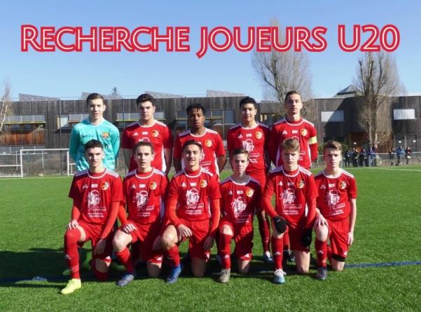 La Côte Saint-André recherche des joueurs U20