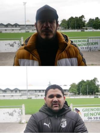 AC Seyssinet : présentation de la recrue Hamza Dahmane