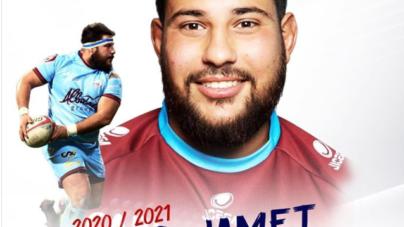 CSBJ : le pilier Yanis Jamet rejoint le Stade Dijonnais