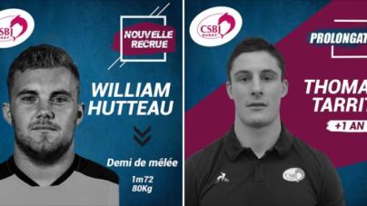 Une recrue et une prolongation au CS Bourgoin-Jallieu