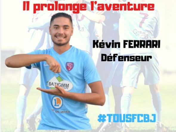 Une prolongation au FC Bourgoin-Jallieu