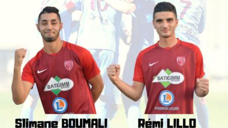 Deux nouvelles prolongations au FC Bourgoin-Jallieu