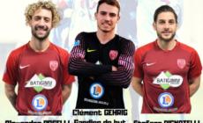 + 1 pour trois joueurs supplémentaires au FCBJ