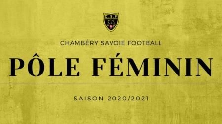 Informations sur les inscriptions au Pôle Féminin de Chambéry