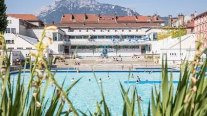 #Grenoble – Informations sur l'ouverture des piscines cet été