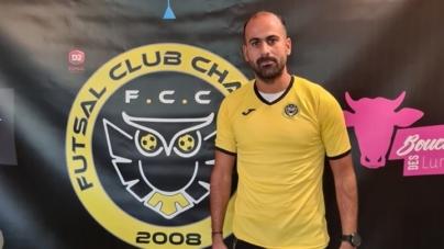 Karim «Kiki» Hamideche vers la D1 Futsal !