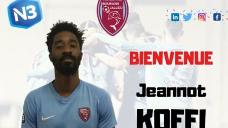 Un défenseur expérimenté arrive au FC Bourgoin-Jallieu