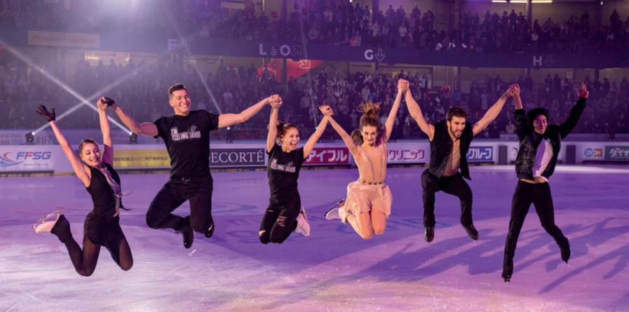 Les Internationaux de France de patinage de retour à Pôle Sud en novembre