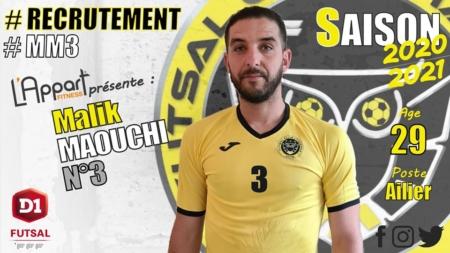 Une nouvelle recrue rejoint le FC Chavanoz