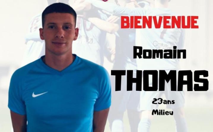 Un nouveau milieu de terrain au FC Bourgoin-Jallieu