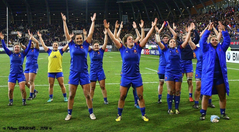 #Rugby Un France – Angleterre féminin au Stade des Alpes en novembre